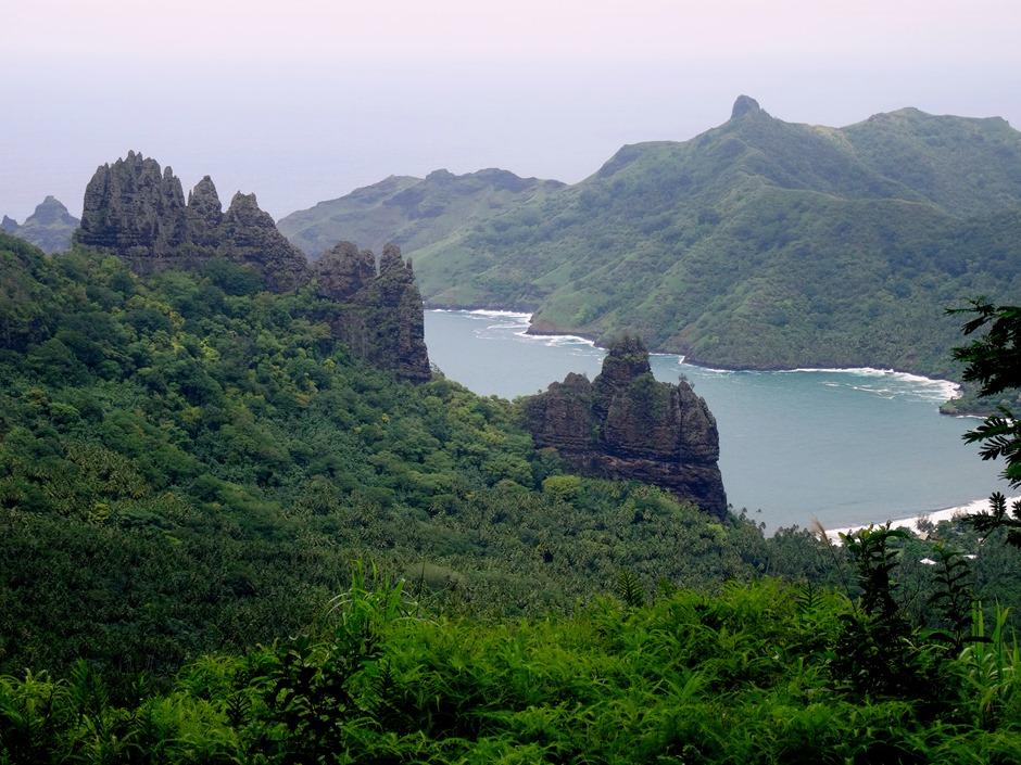 114. Nuku Hiva, Marquesa Islands
