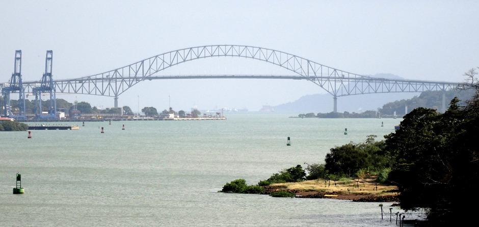 119. Panama Canal