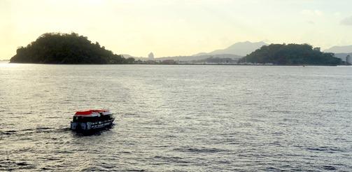 128. Panama Canal
