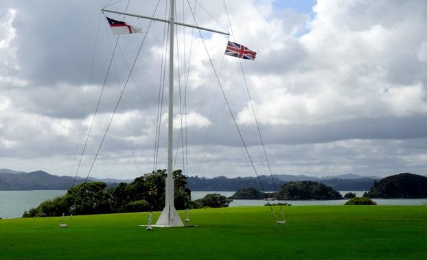 129. Waitangi, New Zealand