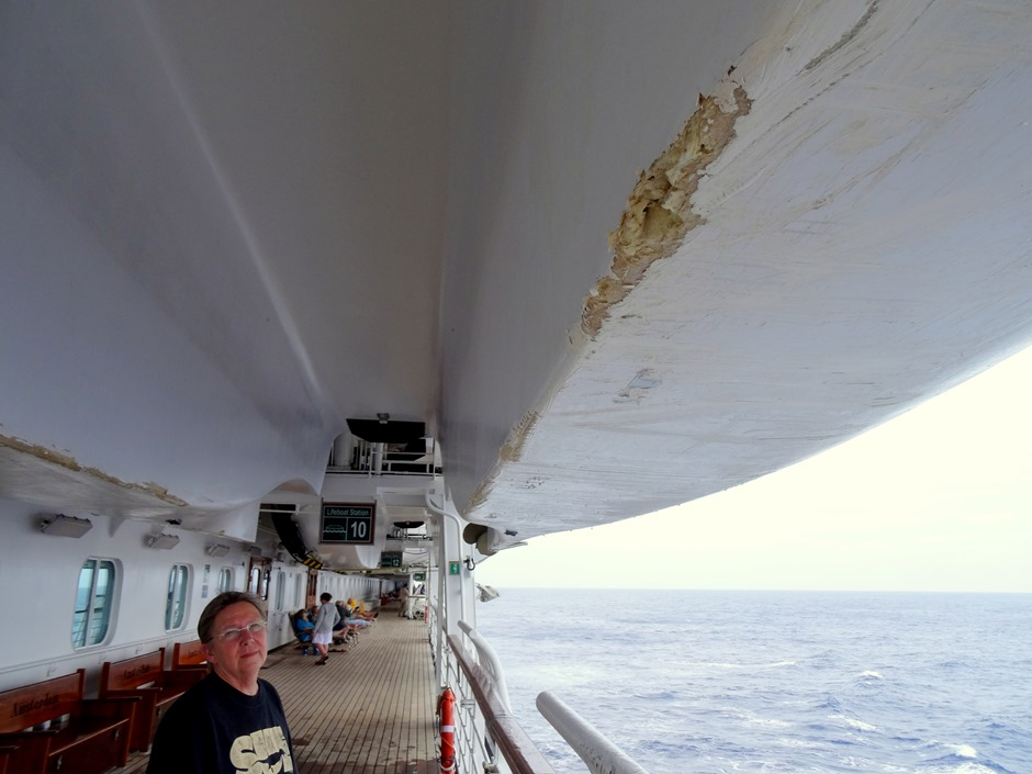 13. At Sea in South Pacific