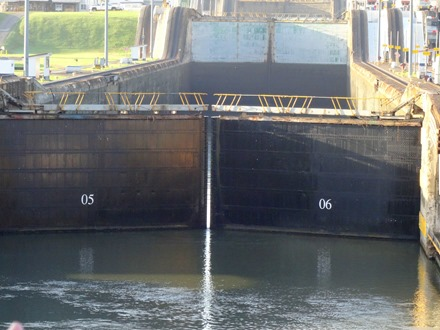 15. Panama Canal