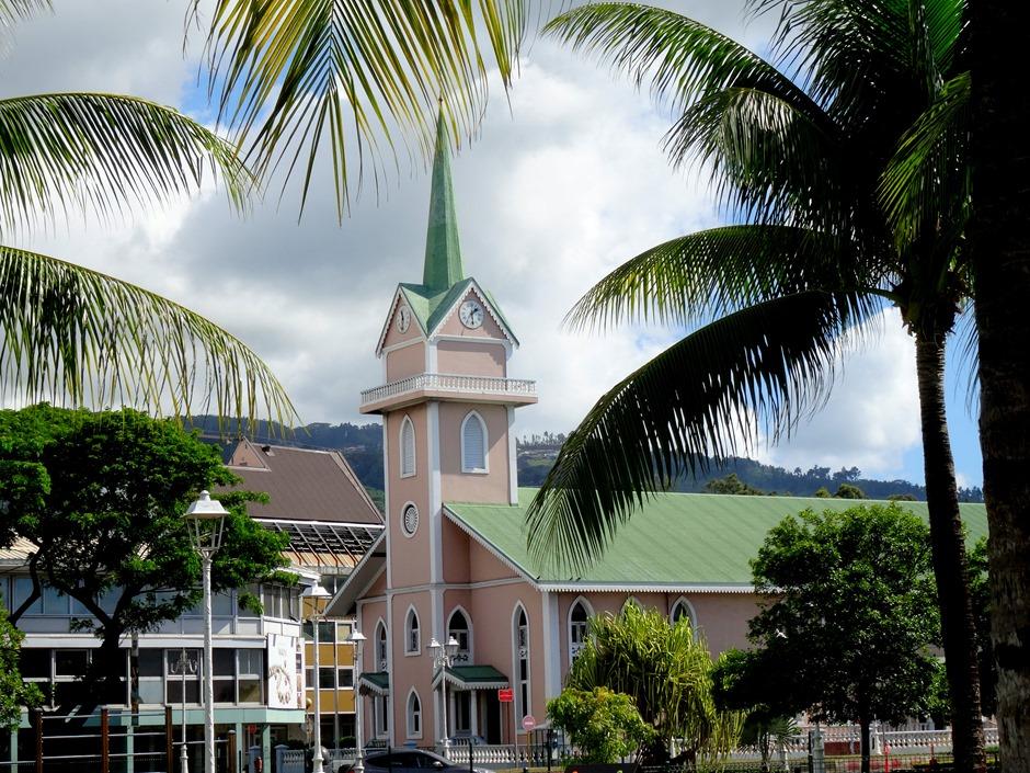 152. Papeete, Tahiti