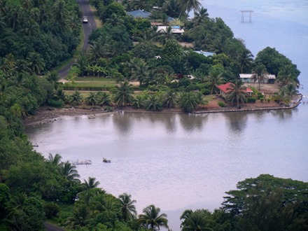 168.  Opunohu Bay, Moorea