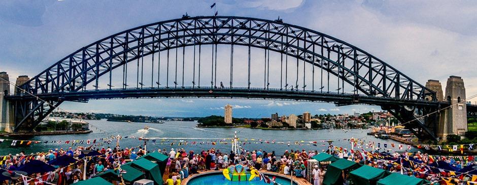 178. Sydney, Australia  (Day 2)11  Sydney Sailaway 2
