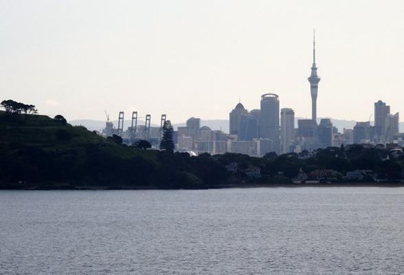 190. Aukland, New Zealand