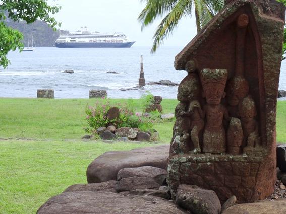 194. Nuku Hiva, Marquesa Islands