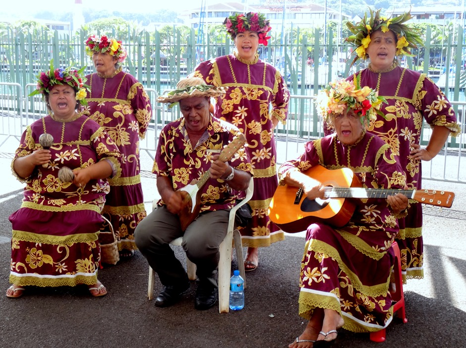 2. Papeete, Tahiti