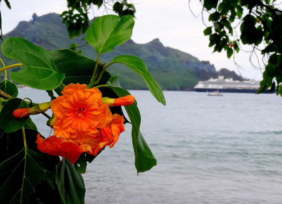 228. Nuku Hiva, Marquesa Islands