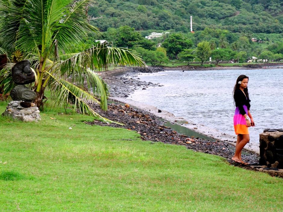 239. Nuku Hiva, Marquesa Islands