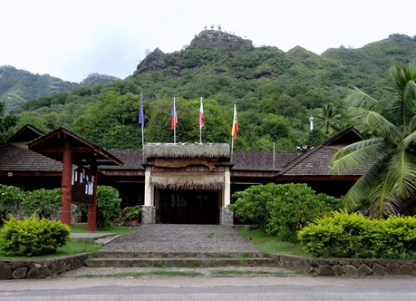 256. Nuku Hiva, Marquesa Islands