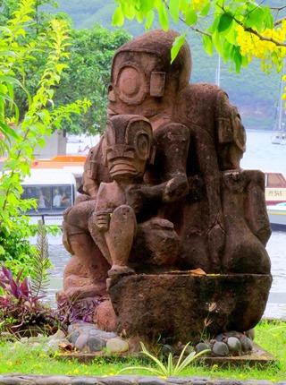 260. Nuku Hiva, Marquesa Islands