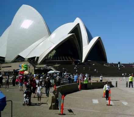 263. Sydney, Australia  (Day 1)
