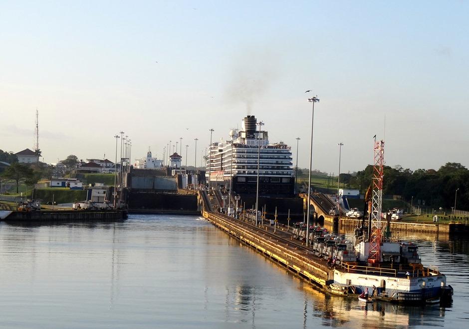3. Panama Canal