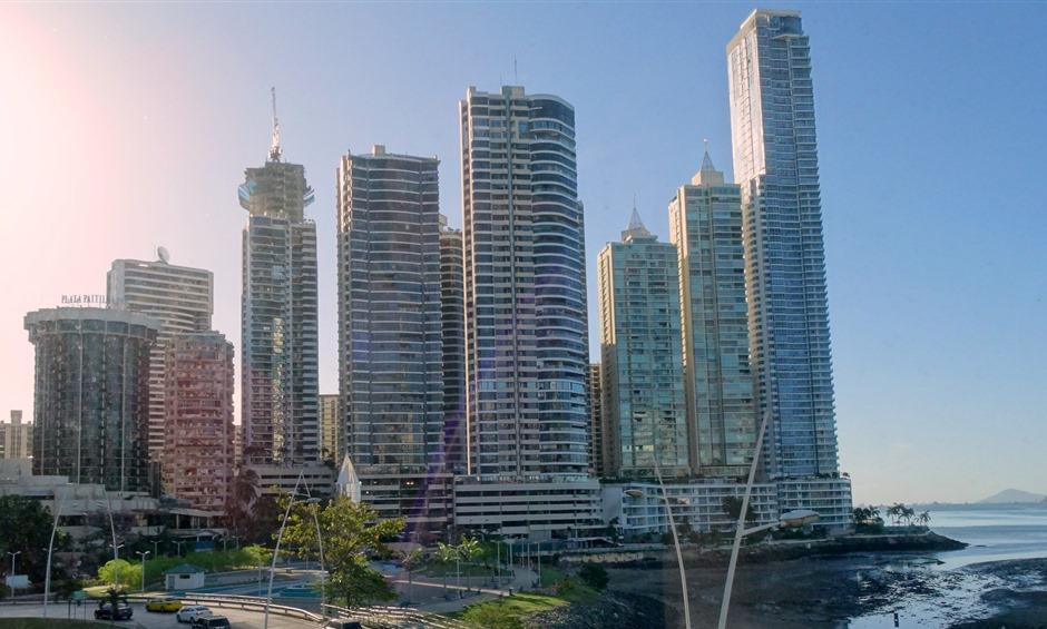 3. Panama City, Panama