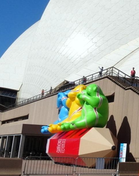 324. Sydney, Australia  (Day 1)