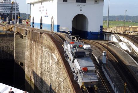 37. Panama Canal