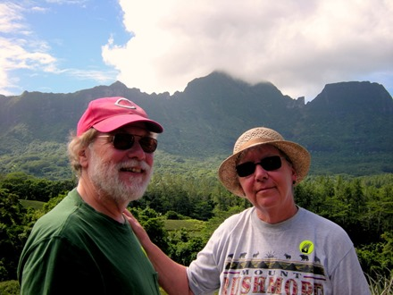 426 Rick and Mary on Moorea