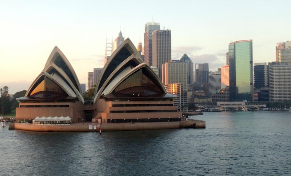 44. Sydney, Australia  (Day 1)