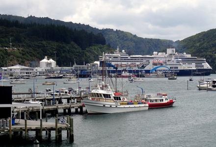 45. Picton, New Zealand