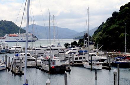 46. Picton, New Zealand