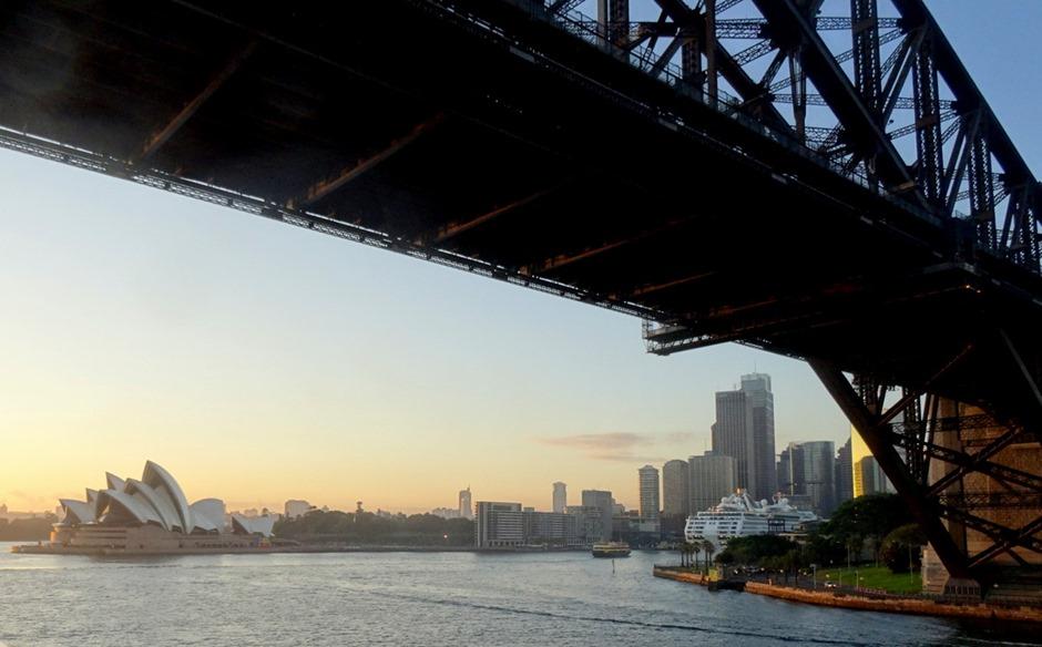 53. Sydney, Australia  (Day 1)