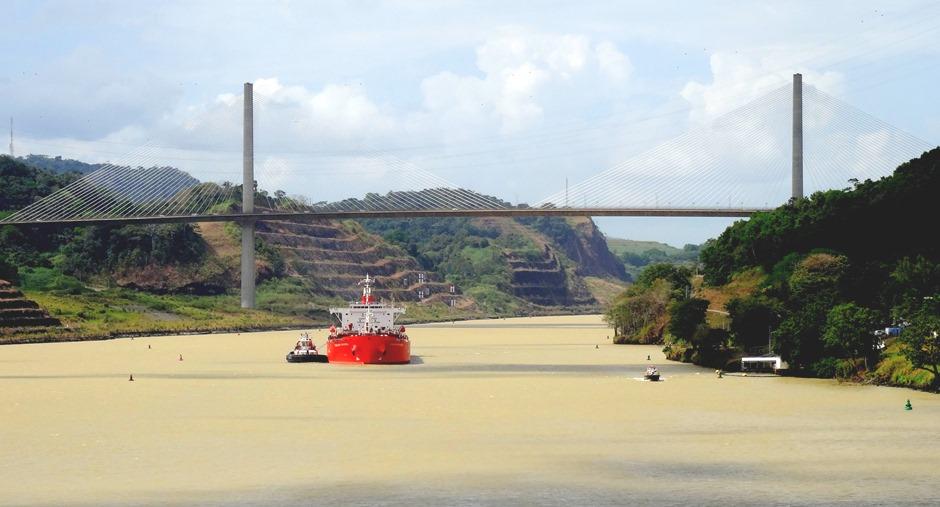 73. Panama Canal