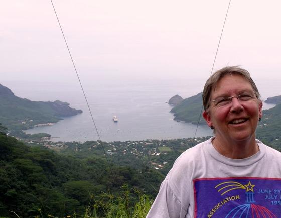 73b. Nuku Hiva, Marquesa Islands