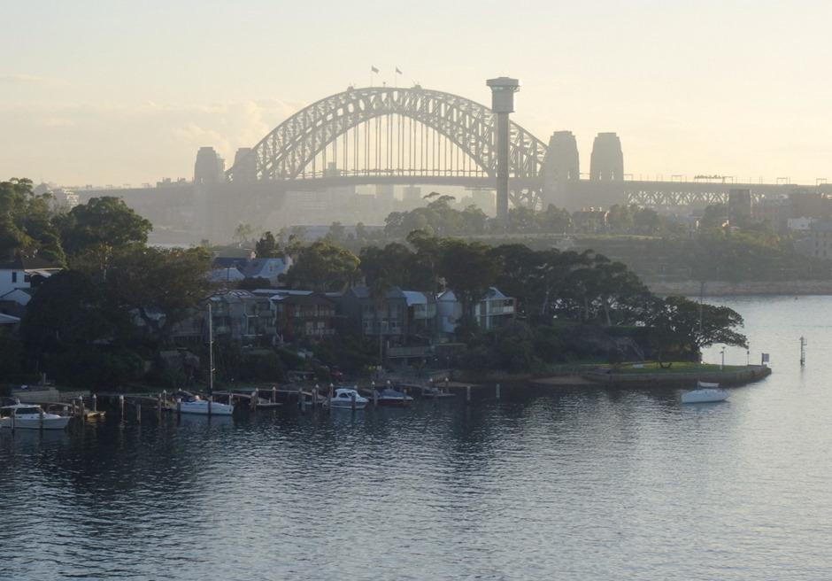 81. Sydney, Australia  (Day 1)