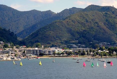 92. Picton, New Zealand