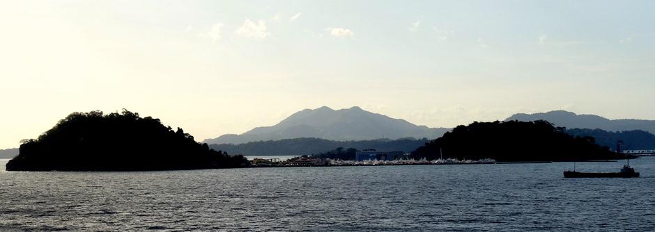 97 Panama City (man made islands)
