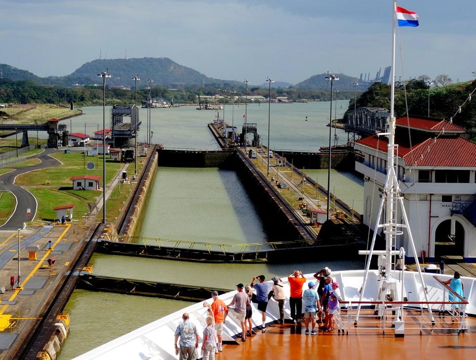 99. Panama Canal