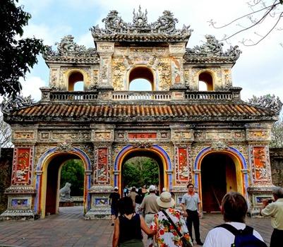 105. Danang (Hue), Vietnam (Day 1)