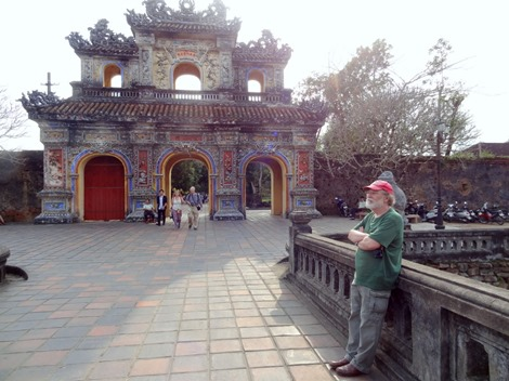 106. Danang (Hue), Vietnam (Day 1)
