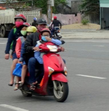 131a. Danang (Hue), Vietnam (Day 1)
