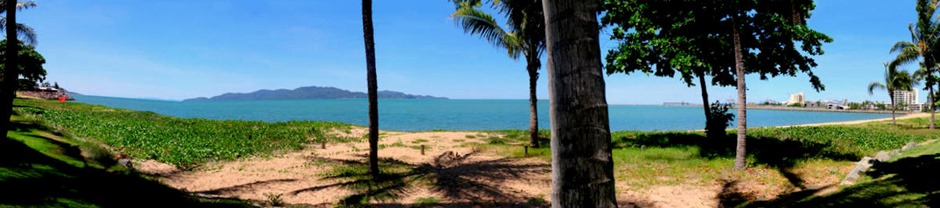 139a. At Sea Toward Townsville, Australia_stitch