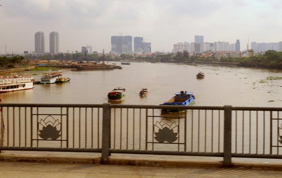 2. Ho Chi Minh City, Vietnam