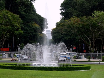 30. Ho Chi Minh City, Vietnam