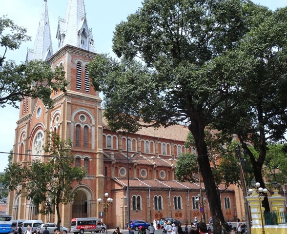 64. Ho Chi Minh City, Vietnam