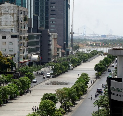 92. Ho Chi Minh City, Vietnam