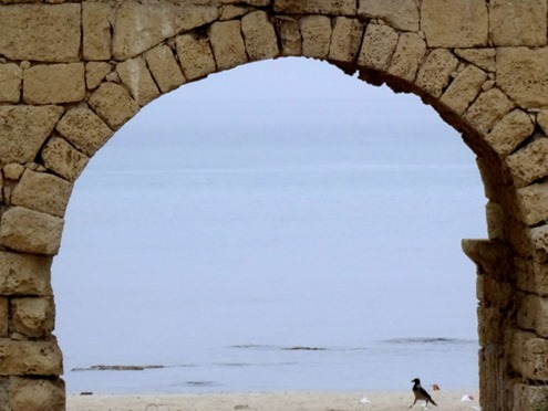 1. Haifa, Israel (Caesarea & Acre)