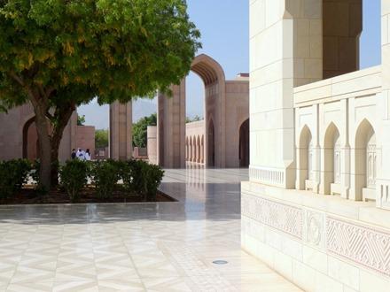 10. Muscat, Oman