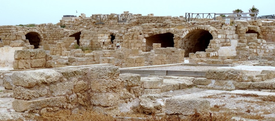 116. Haifa, Israel (Caesarea & Acre)