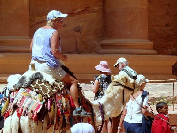 118. al-Aqaba, Jordan (Petra & Wadi Rum)