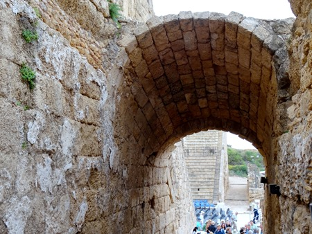 12. Haifa, Israel (Caesarea & Acre)
