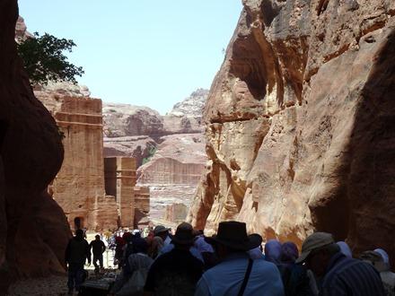 125. al-Aqaba, Jordan (Petra & Wadi Rum)