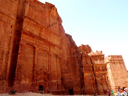 126. al-Aqaba, Jordan (Petra & Wadi Rum)