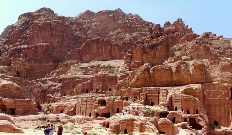 129b. al-Aqaba, Jordan (Petra & Wadi Rum)_stitch