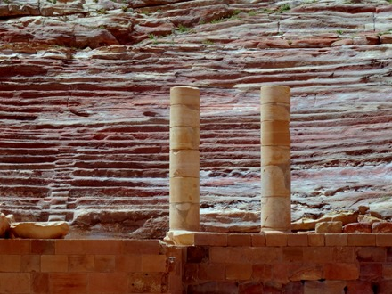 137. al-Aqaba, Jordan (Petra & Wadi Rum)