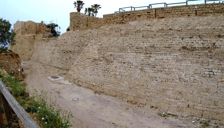 142a. Haifa, Israel (Caesarea & Acre)_stitch